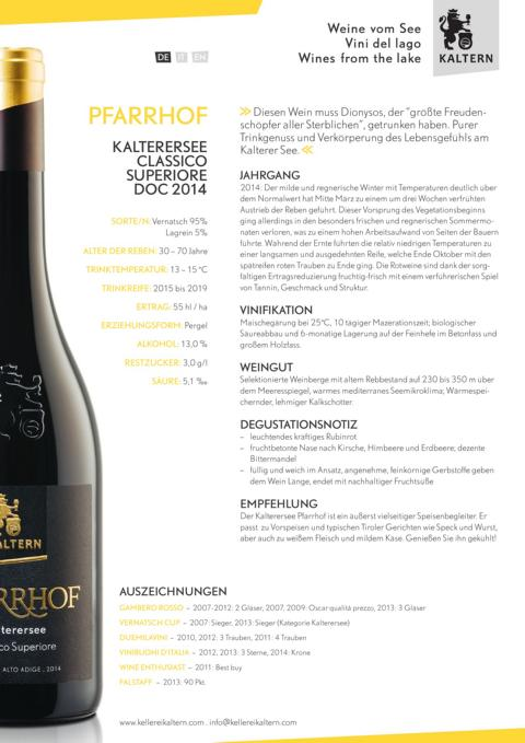 K640_Kalterersee Pfarrhof