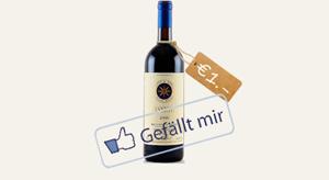 Weinblog Pergel – nur noch wenige Tage bis zum Start. Sichere dir jetzt die Chance auf einen 2000er SASSICAIA um 1€
