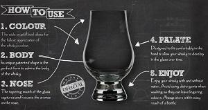 The Glencairn glass – das offizielle Whiskyglas aus Schottland