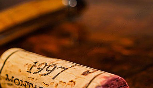 Vergleichsverkostung 7 x Cabernet 1997 aus verschiedenen Weinbauregionen