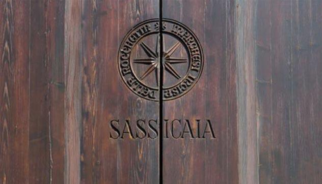 Vergleichsverkostung 5 x Sassicaia alte Jahrgänge