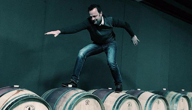 7. Station Weingut Thomas Pichler – A bissl wos Bsunders